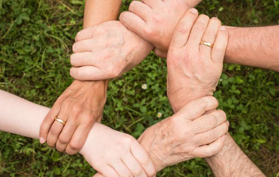 A helping hand can be no further than your family's workplace